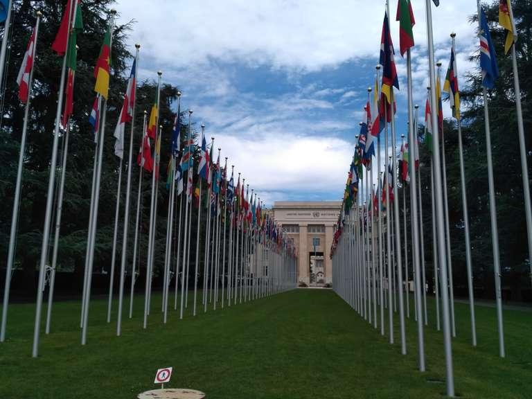 ONU, Ginebra