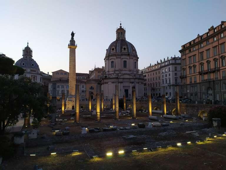 Foro de César, Roma