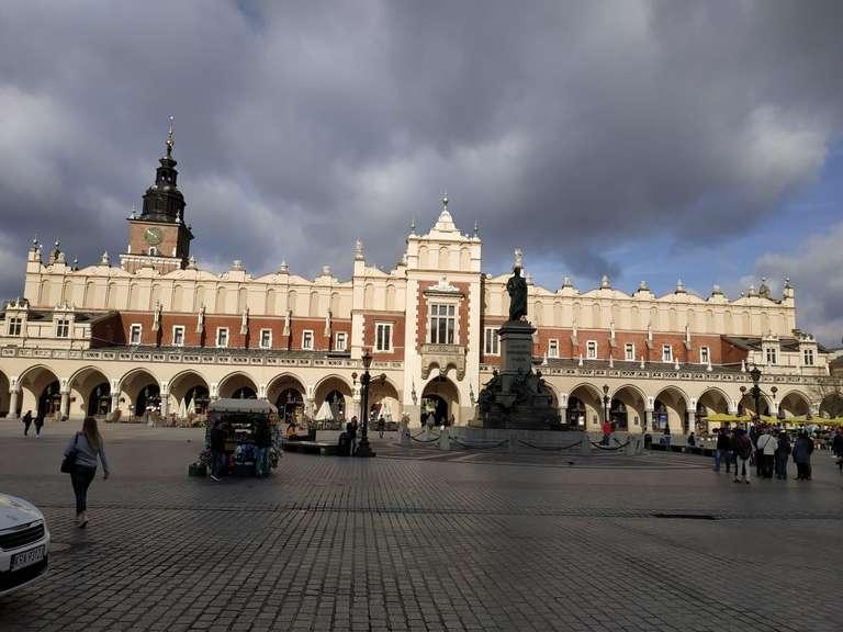 Lonja de Paños, Cracovia