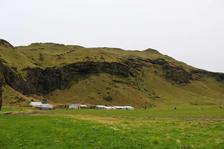 Camping Sur Islandia