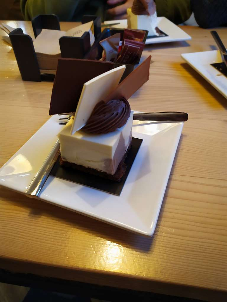 Tres chocolates Habaziro