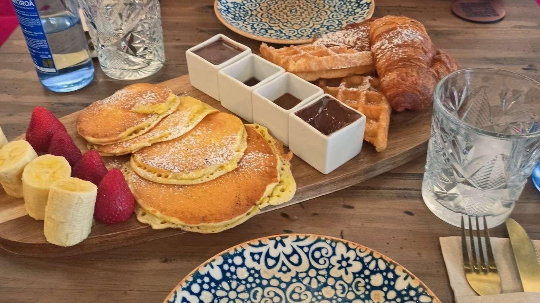 Desayunos Coruña