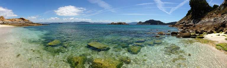 Playa Cíes