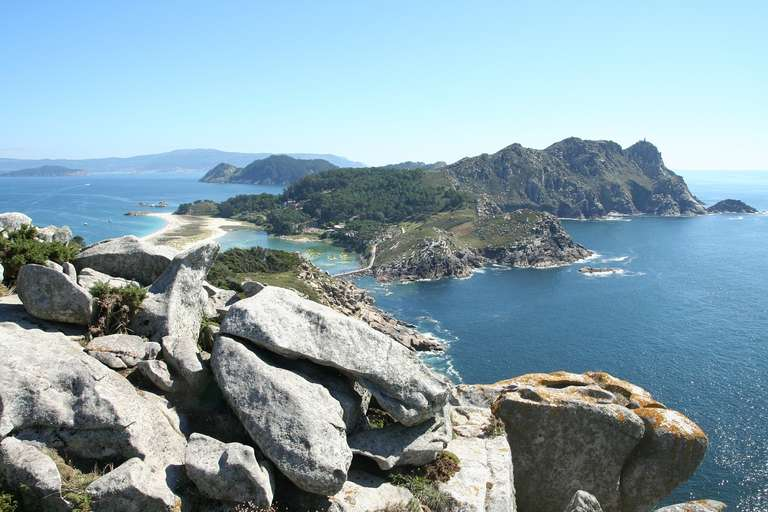 Islas Cíes, Rodas