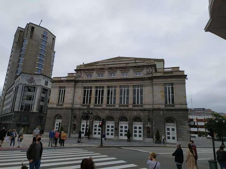 Teatro Clara Campoamor